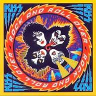 kiss rock roll over