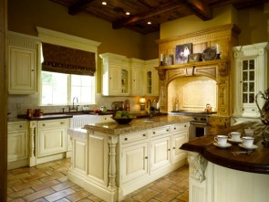 Clive Christian Luxury Kitchen