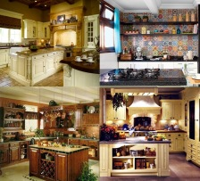 Clive Christian Luxury Kitchen in Antique Honey Oak and Classic Cream