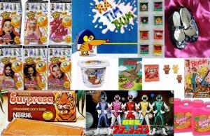 infância nos anos 90