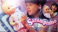 Boneca Sarampinho