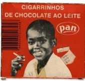 Cigarrinhos de chocolate de leite Pan