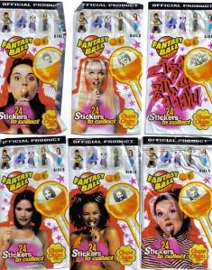 spice lollipops