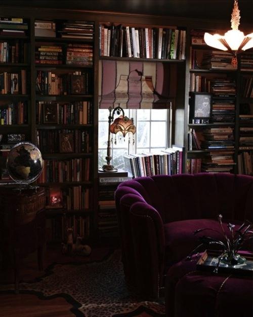 biblioteca Dita von Teese