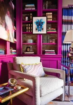 decorating-with-jewel-color-tone-rooms-hot-pink-bookshelf-fuchsia-feminine-library-office-ideas-girly-eclectic-glam-hollywood-reading-nook-home-interior-design-shop-room-ideas.jpg