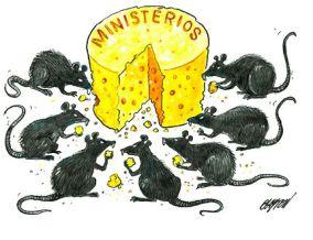 MINISTÉRIOS CORRUPÇÃO