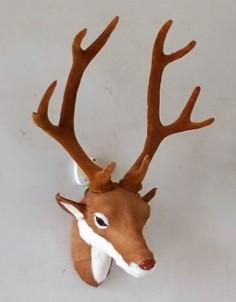 about-43x17cm-simulation-font-b-deer-b-font-font-b-head-b-font-model-polyethylene-furs